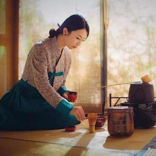 韓國茶藝表演