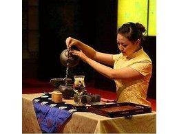 中國茶藝表演