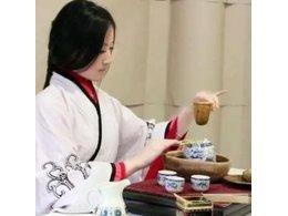 中級茶藝表演