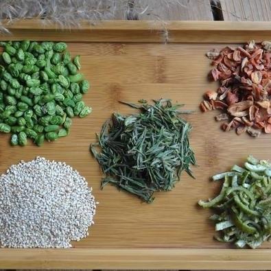 青豆茶課程