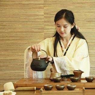唐代宫廷茶礼课程