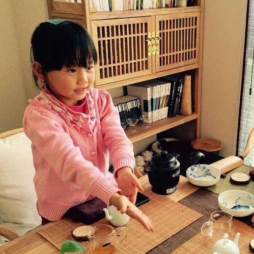 幼儿茶艺培训兴趣班