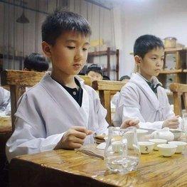 少兒茶藝培訓