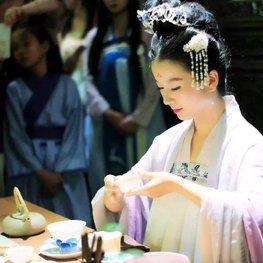 仿古茶藝課程