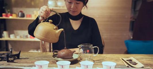 優尚文化專注茶藝培訓